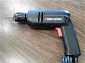 BLACK & DECKER Corded Drill 7152 TYPE 2